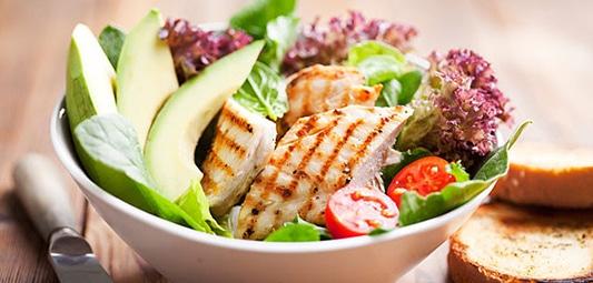 CEY7EK chicken salad